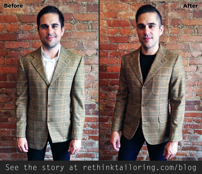 Blog Archives - reTHINK Tailoring