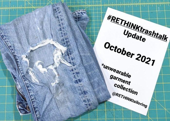 October #rethinktrashtalk